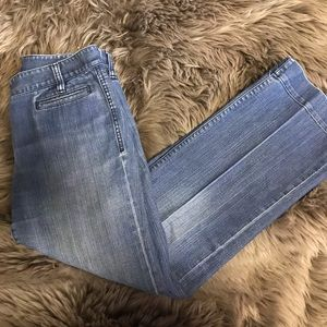 Ann Taylor Loft Modern Trouser Fit Jeans, SZ 4P